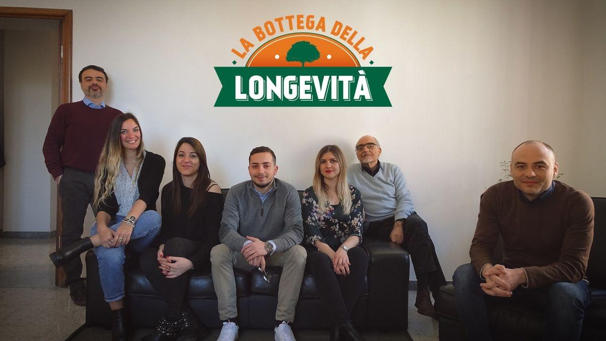 La Bottega della Longevità - Il Team